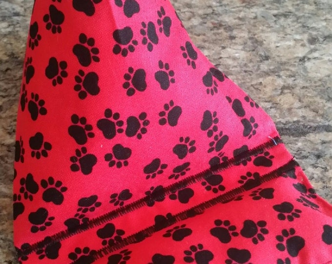 Gadget Bags-Pooch Collection (Red n' Dawg Paws)