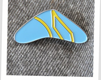Back to the Future Marty Replica Boomerang Pin