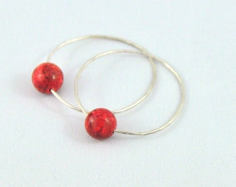 Pendants for PLAMO earrings (silver)