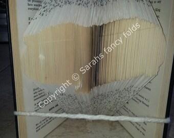 Guinea Pig - Book Folding PATTERN