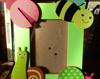 Cute Bug Picture Frame