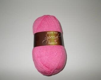 Stylecraft Special DK  yarn, 100g, FONDANT, bright pink, pink