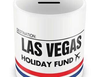 Suitcase money box etsy for Travel fund piggy bank