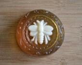 Green Tea Honeybee Soap **Glycerin Soap with Real Honey & Green Tea**