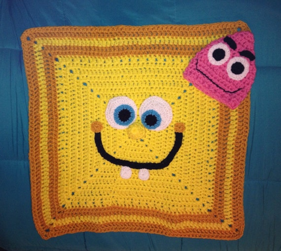 Spongebob Squarepants Blanket Pictures To Pin On Pinterest