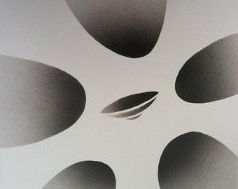 """Ceramic Tile  """"UFO Series"""""""