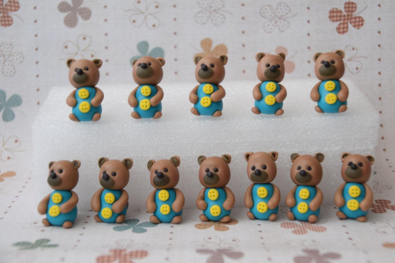 Koala Bear Cupcakes Teddy Bear Fondant Cupcake