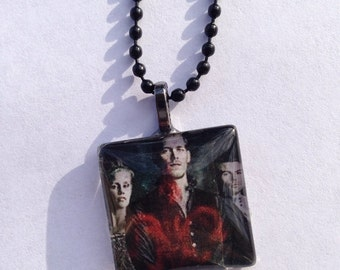 The originals necklace . The originals jewelry / originals necklace/TV jewelry/handmade jewelry
