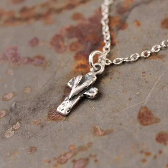 true pendant visible faith sterling silver jewelry