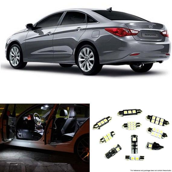 Hyundai Sonata 2011 2014 Premium Led Interior By Ledlightsnow