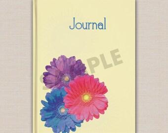 Gerber Daisy Journal