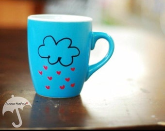 Rainy Day/ Tea Mug!