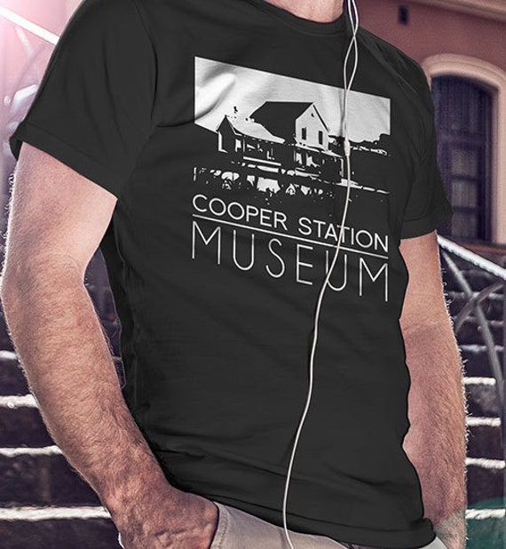 Interstellar T-shirt | Cooper Station Museum