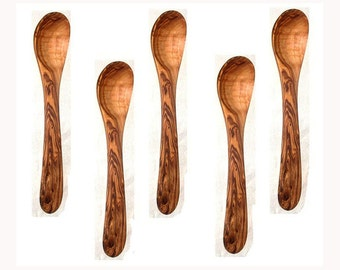 Birthday gift / Olive wood spoons set / Original present