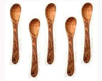 Birthday gift / Olive wood spoons set / Original present
