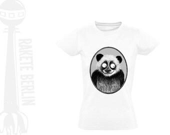 Lady T-Shirt 'Panda'