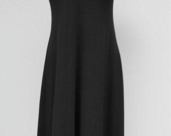 "SALE - Stretch Dress For Women ""Black"""