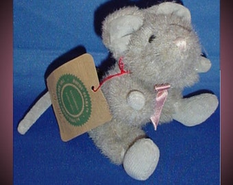 Chedda Mouse Plush Boyds Collection