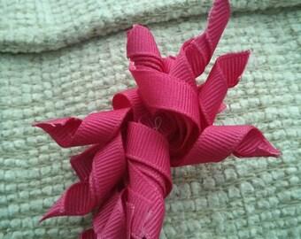 Pretty curly bows