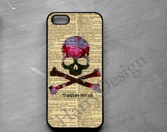 Skull  iPhone 6, iPhone 6 Plus, iPhone 4 / 4s / 5 / 5s /5c case, Samsung Galaxy S3 / S4 / S5 / S6 case, Samsung Note 2, Note 3, 4 case
