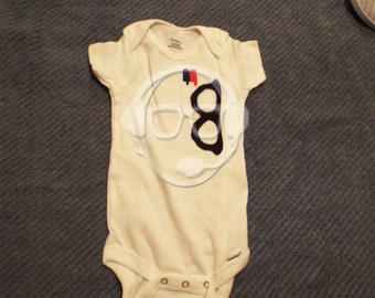 Geeky Onesie with Pocket Protector
