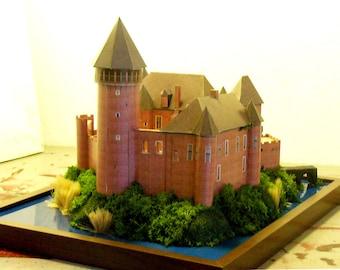 Paper Model Linn Castle