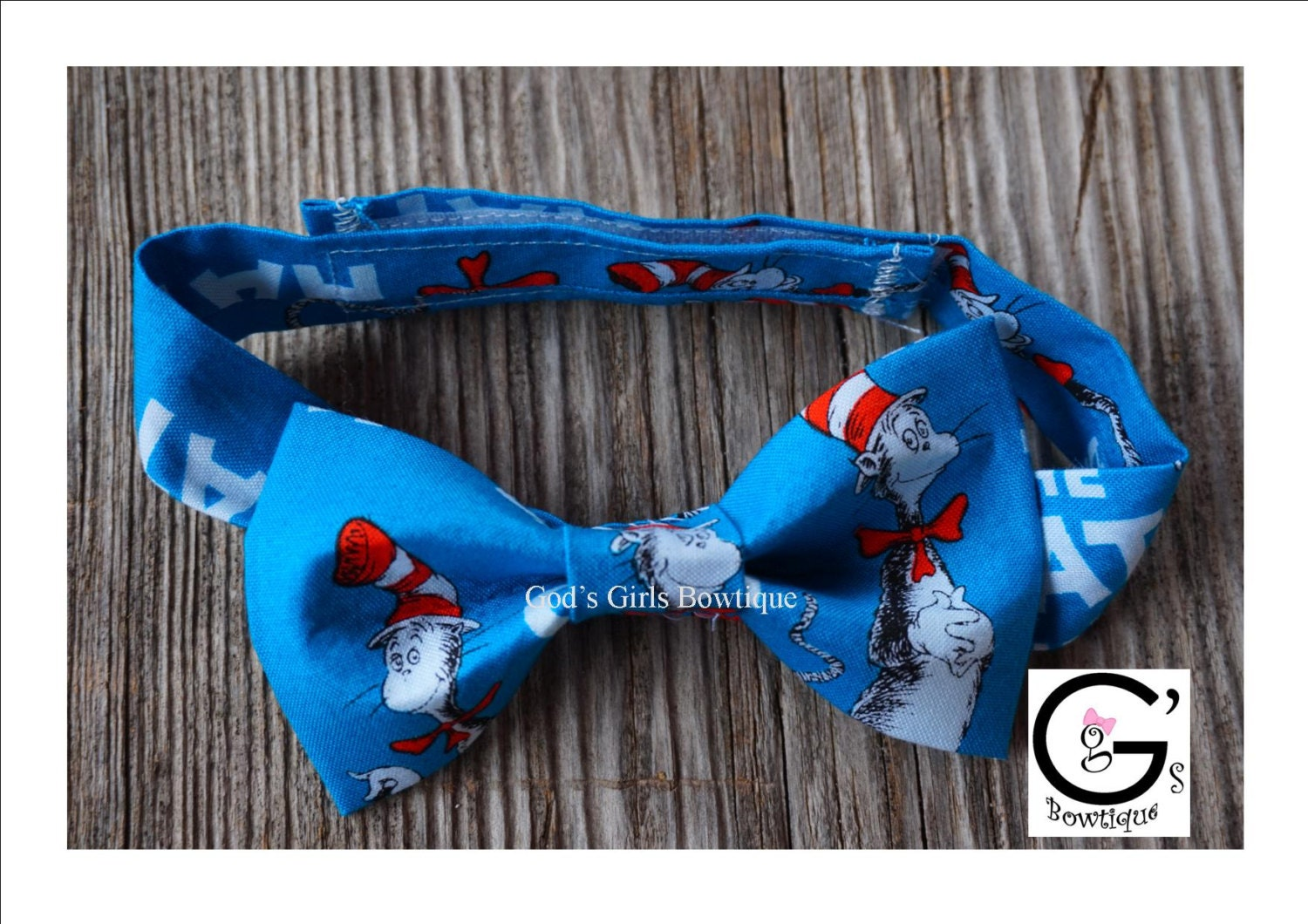 how to make a dr seuss bow tie