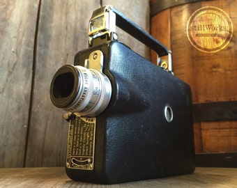Vintage 1936 - 1945 Cine-Kodak Magazine 16mm Movie Camera