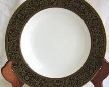 "Sango China Richelieu #3756   8.5"" Soup  Bowls  MINT CONDITION  Sango Replacement China"