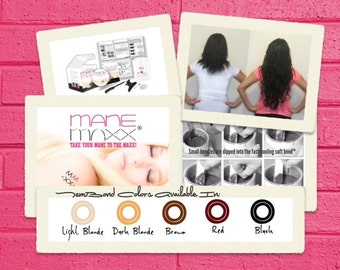 ManeMaxx Hair Extension Kit (Australia System Only)