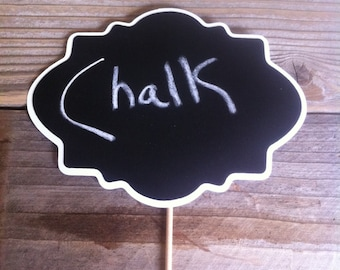 Chalkboard Photo Prop Sign - Photobooth - Wedding props - Chalkboard Signs - Party Supplies