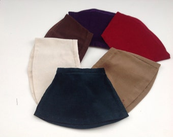 Corduory Skirts for American Girl Doll