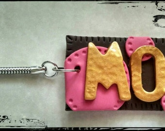 MOM keychain Mothers Day gift