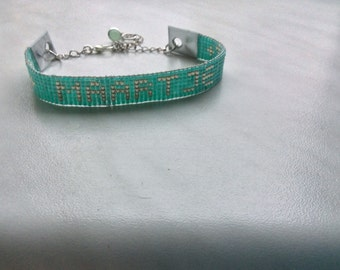 Name bracelet! Can be ordered. ....