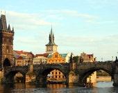 Charles Bridge, Prague, Dusk