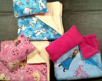 Doll Bed Comforters and Quilts