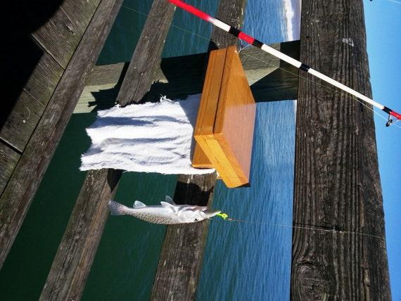 The pier bait box bait box fishing pier fishing for Best bait for pier fishing