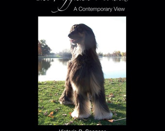 Book - The Afghan Hound, a Contemporary View