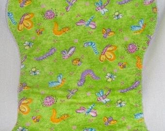 Bugs Burp Cloth Set