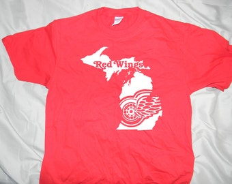 Red Wings Inspired State Design