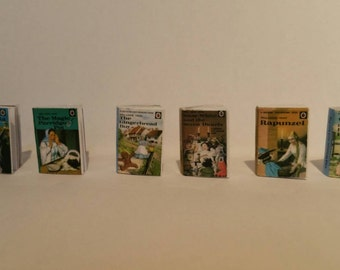 Ladybird books six in a set with pictures