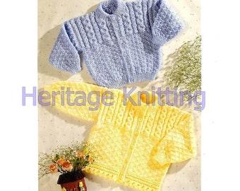 cardigans 4 ply or dk knitting pattern 99p