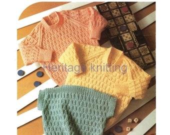 sweaters dk knitting pattern 99p pdf