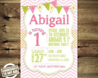 Girl 1st Birthday Invitation Bday_inv_015