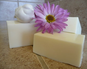 Peppermint Soap, Olive Oil - Handmade