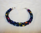 Star Power chainmaille bracelet