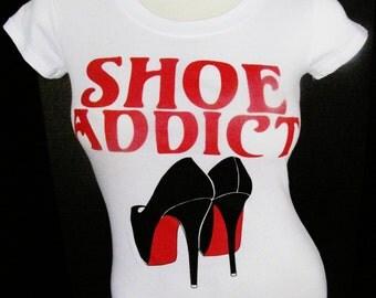 Shoe Addict Tee