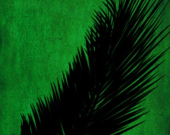 Hosanna in the Highest / Silhouette / Church or Personal Banners for Your Home or Office (G1315-1a)