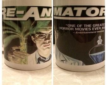 Re-Animator Ceramic Coffee Mug
