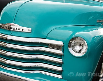 Classic Chevy  Late 40's early 50's pickup truck, Automotive Decor, Classic Auotmobiles, Car Art, Automobile Photography, Chevrolet